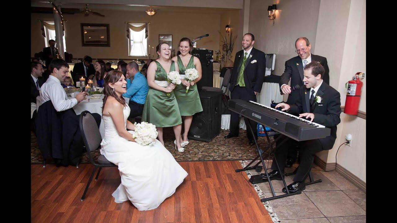 A Surprise Piano Song I Wrote Performed For My Wife At Our Wedding