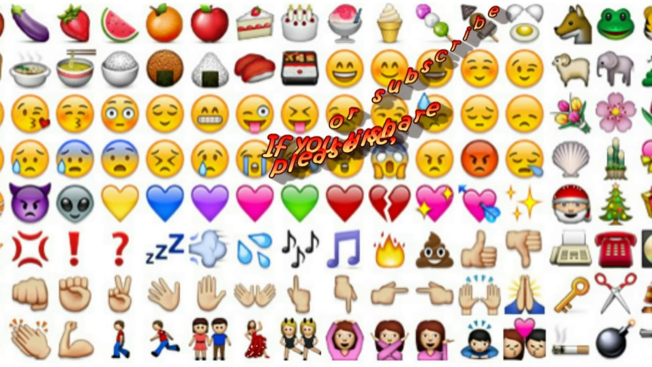 Emoji meanings decoded 28 emoji meanings youve probably gotten its youtube uninterrupted biocorpaavc Choice Image
