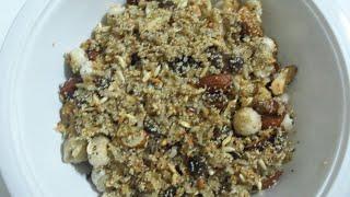 Khas Khas ki Vrat vali Panjiri  Instant Panjiri Recipe  How to make Poppy Seed Panjiri at Home