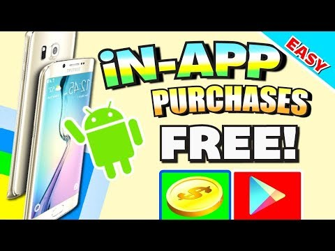 Inapp Purchases Free | Android NO ROOT2019
