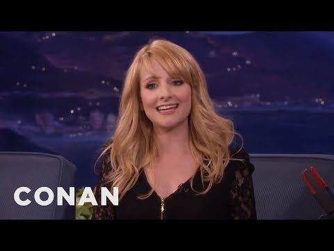 Sorry, that Melissa rauch nude video