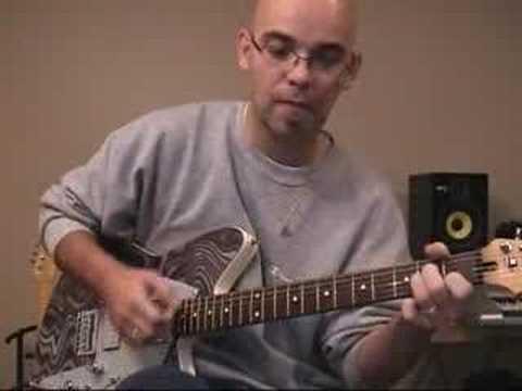 ThreeChordGuitar com: U2 One Guitar Lesson
