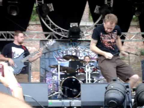 The Faceless Prison Born live @ Brutal Assault 2009