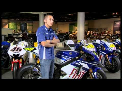 Valentino Rossi talks about his Yamaha YZR-M1 from 2004 to 2009 (part 2 of 2)