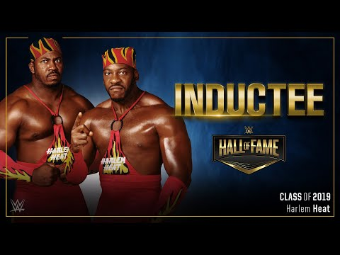 Harlem Heat join the WWE Hall of Fame Class of 2019