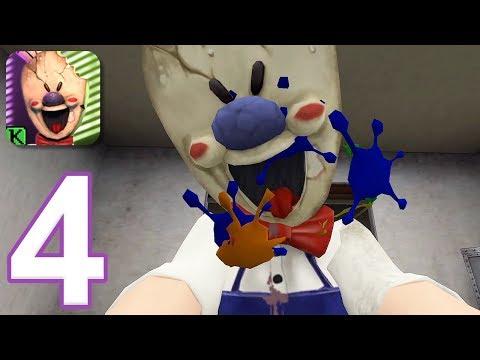 Ice Scream: Horror Adventure - Gameplay Walkthrough Part 4 - Extreme Mode (iOS, Android)