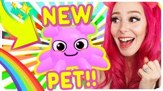 *NEW PET* I Adopted this BRAND NEW PET in Roblox! It's So CUTE and LEGENDARY! (Roblox)