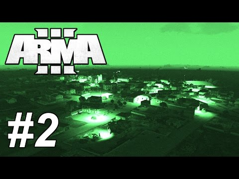 ArmA 3: Altis Liberation (2) Attack on Athira 1