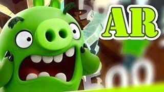 Angry Birds AR: Isle of Pigs Picnic Point Level 8-13 Walkthrough