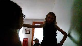 Kayla and Kylie doing truth or dare its really funny