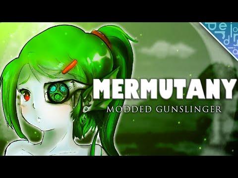 Terraria : Mermutany #0 - Gunslinger with Mods - Mermutany's Adventure begins