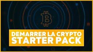 DÉMARRER DANS LA CRYPTO - Starter Pack 😊