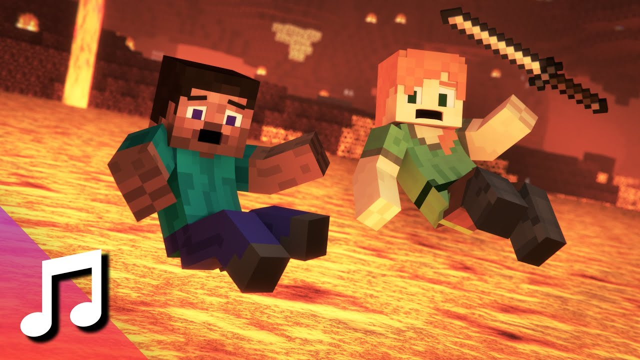 ♪ TheFatRat & JJD - Prelude VIP Edit (Minecraft Animation) [Music Video]