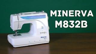 Распаковка MINERVA M832B