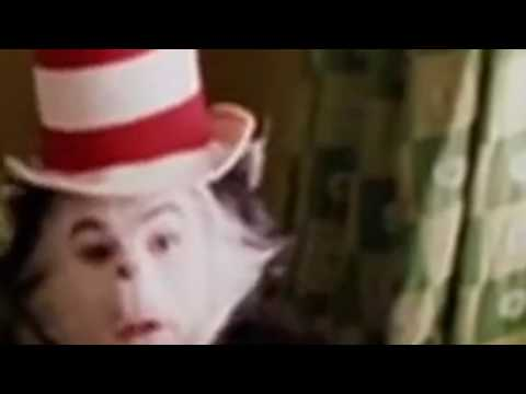 Cat in the Hat FUN song but it's a zoom video