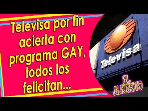 Televisa acierta con escenas h0mos3xu4I3s, gana el rating a Azteca