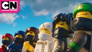 Meet the Secret Ninja Service | Ninjago | Cartoon Network