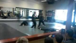 3rd Degree Black Belt Graduation at American Dojo 6/4/11