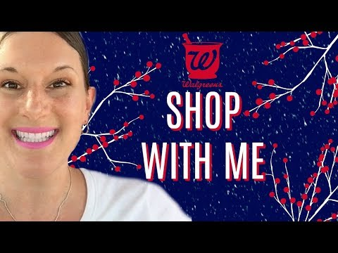 *LIVE* WALGREENS SHOP WITH ME | CHRISTMAS GIFT SETS UNDER $25
