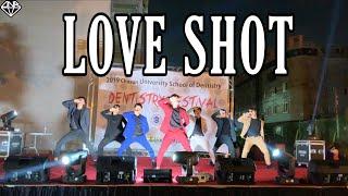 [조대의대 DNR] Love Shot - EXO(엑소) I 2019 조대치대 찬조공연