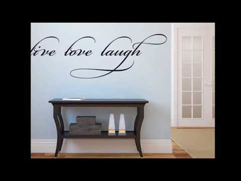 Live Laugh Love Wall Decor - Family Live Laugh Love Wall Decor | Interior Decor & Design