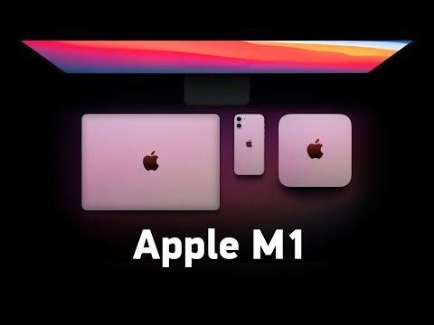 Про Apple M1 за 15 минут! MacBook с процессором от iPhone