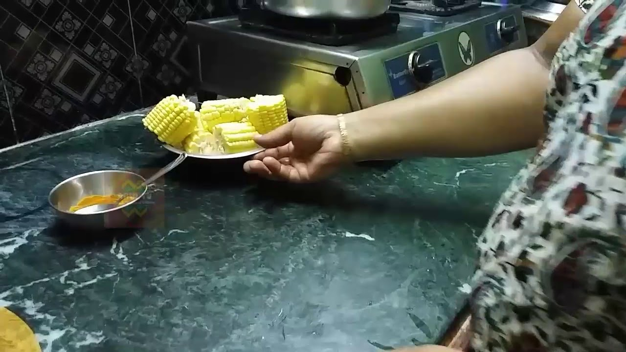 How to make sweet corn recipe in tamil easy indian street food how to make sweet corn recipe in tamil easy indian street food recipe for kids forumfinder Images