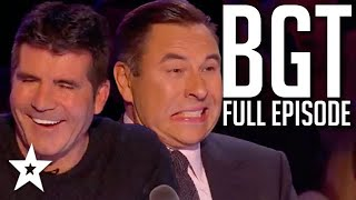 BRITAIN'S GOT TALENT Full Episode 1 AUDITIONS STAGE 2015 Season 9
