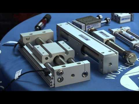 Fabco-Air: Slides And Rotary Actuators