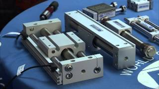 fabco air slides and rotary actuators