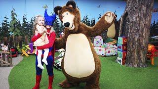 Masha and the bear 0+