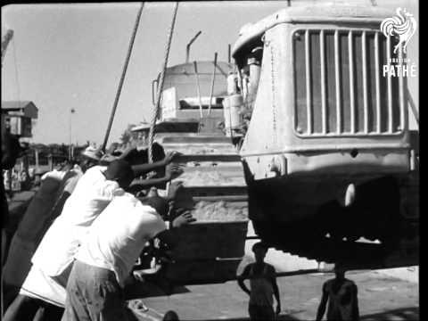 Tanganyika AKA Tanganyika Dar Es Salaam (1949)