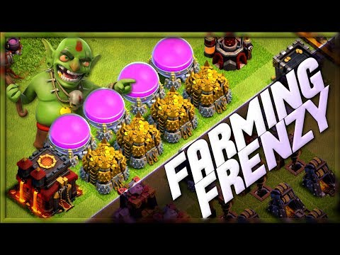 TH10 Farming Strategy that will OVERFLOW YOUR STORAGES - Easiest CLAN GAMES EVER - Clash Of Clans