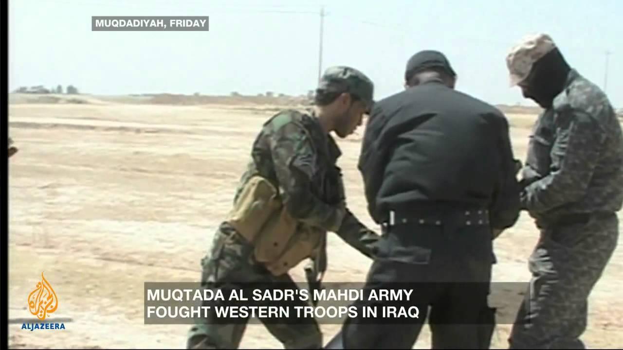 Inside Story - The return of Muqtada al-Sadr? - YouTube
