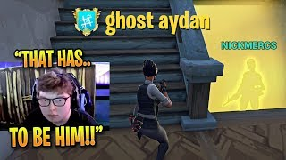 The Games That Made Ghost Aydan FAMOUS in Fortnite...