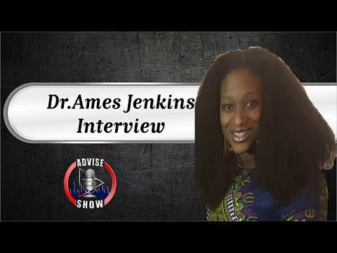 Dr Ames Jenkins Speaks On Nationalism, Pan-Africanism & Destruction Of The Family