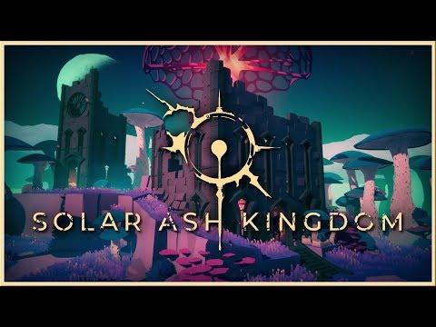 SOLAR ASH KINGDOM – Official Announcement Gameplay Trailer 2019 (HD)