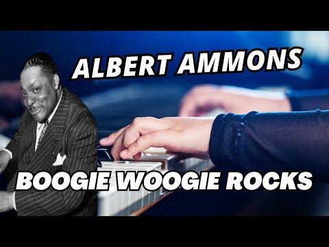 Boogie Woogie Rocks - Albert Ammons | Eeco