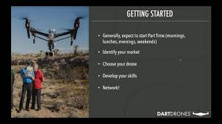 Breaking Into The Drone Industry in 2019 | DARTdro...