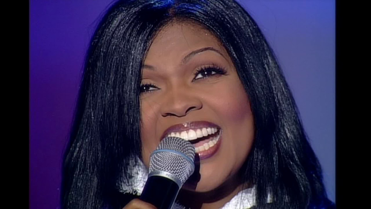 Throne Room Cece Winans Live In The Throne Room Youtube