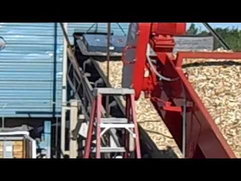 CRFM Wood Chip Process
