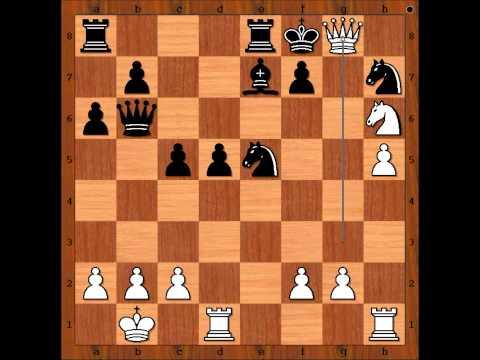 Baadur Jobava vs Evgeny Bareev - Greece 2003