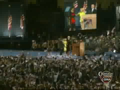 C-SPAN: President-Elect Barack Obama Victory Speech (Full Video)