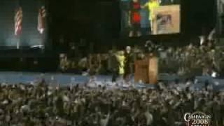 C-SPAN: President-Elect Barack Obama Victory Speech (Full Video) thumbnail