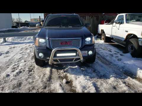 2004 GMC Envoy Winter Update!
