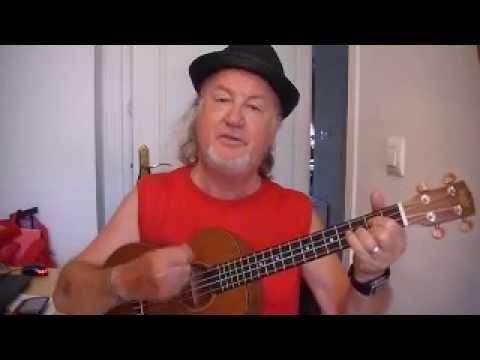 New Korala Baritone Ukulele Well Respected Man Kinks Cover Youtube