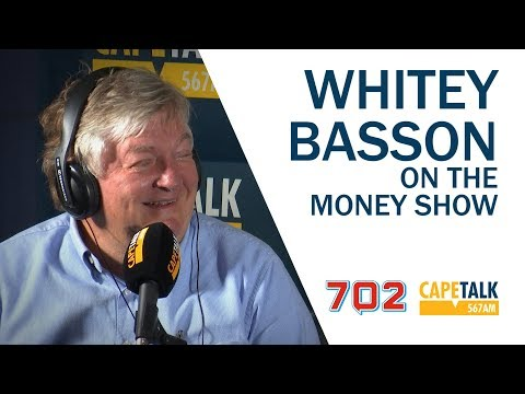 Whitey Basson on The Money Show with Bruce Whitfield