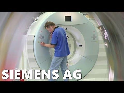 Siemens AG Factory Tour