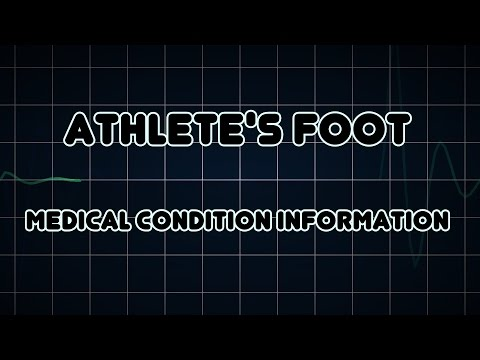 Athlete's foot (Medical Condition)