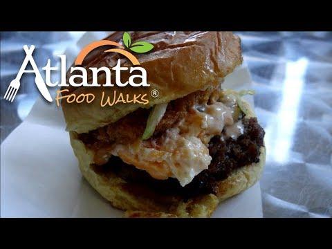 Atlanta Food Walks Downtown Tour